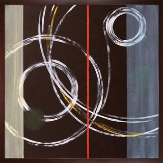 Clive Watts 'Ringer No 1' Framed Fine Art Print