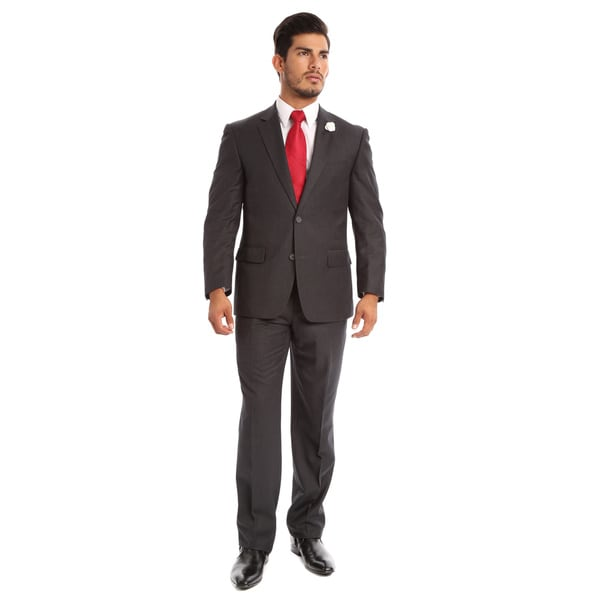 Verno Barzetti Men's Two Piece Suit