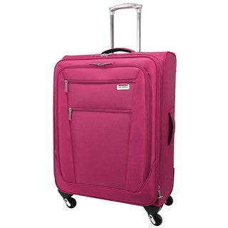 Ricardo Beverly Hills Del Mar 25-inch Expandable Spinner Upright Suitcase
