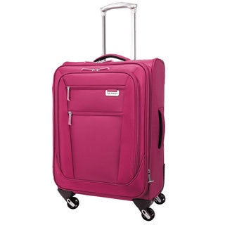 Ricardo Beverly Hills Del Mar 19-inch Carry On Expandable Spinner Upright Suitcase