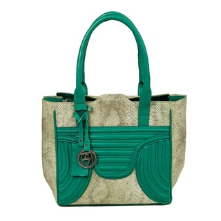 Phive Rivers Leather Handbag - PR1024