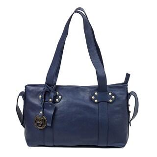 Phive Rivers Leather Handbag (Italy)
