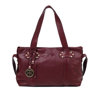 Handmade Phive Rivers Leather Handbag - PR958 (USA) - One size