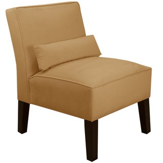 Skyline Furniture Premier Saddle Armless Chair