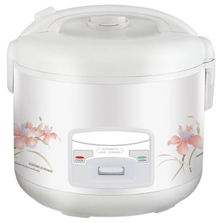 Deluxe 20-cup Automatic Rice Cooker, Warmer and Soup Maker