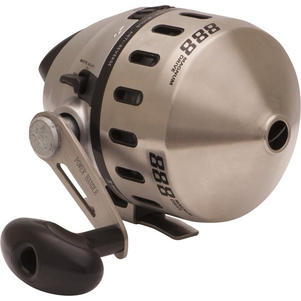 Zebco 888 Spincast Reel with Switchable Bait Alert