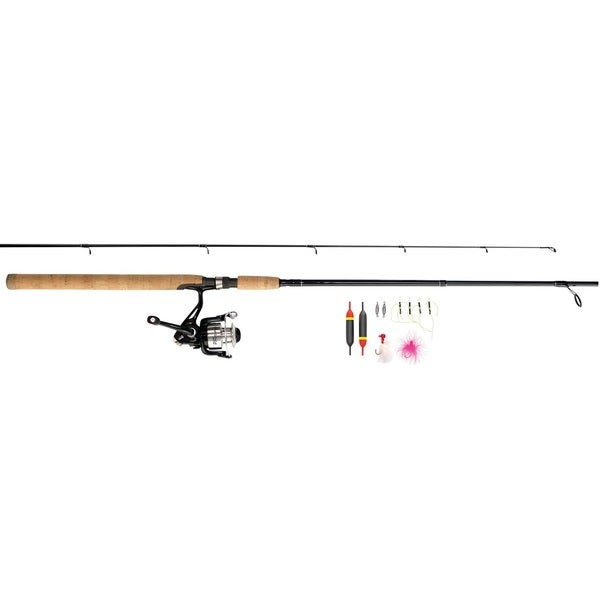 WandM By Eagle Claw Steelhead Float Combo with Kit 9.5-foot Spin