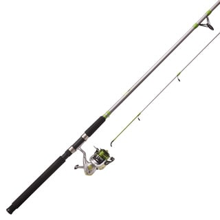 Zebco Stinger Spin Reel SSP50/ 702MH 2PC Combo