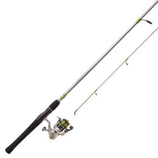 Zebco Stinger Spin Reel SSP20/ 602ML 2PC Combo