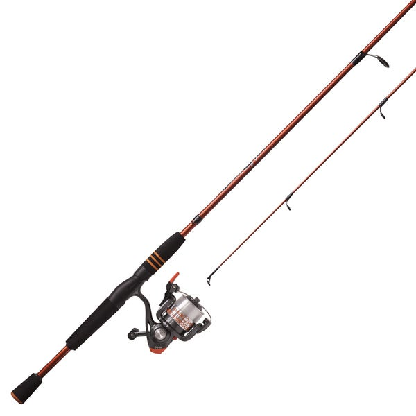 Zebco Quick Cast Size 30 2PC Combo 6.5-foot Medium
