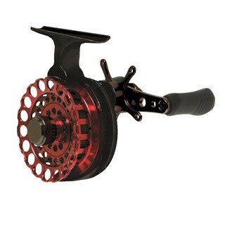 Eagle Claw Premium In Line Ice Reel Aluminum Spool