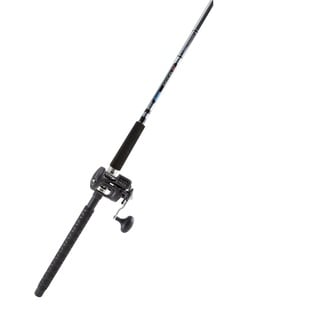 Okuma Great Lakes Trolling Combo 7.5-foot MedLight MA-20DXT Reel