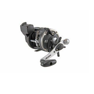 Magda Star Drag Levelwind Line Counter Reel LeftHand