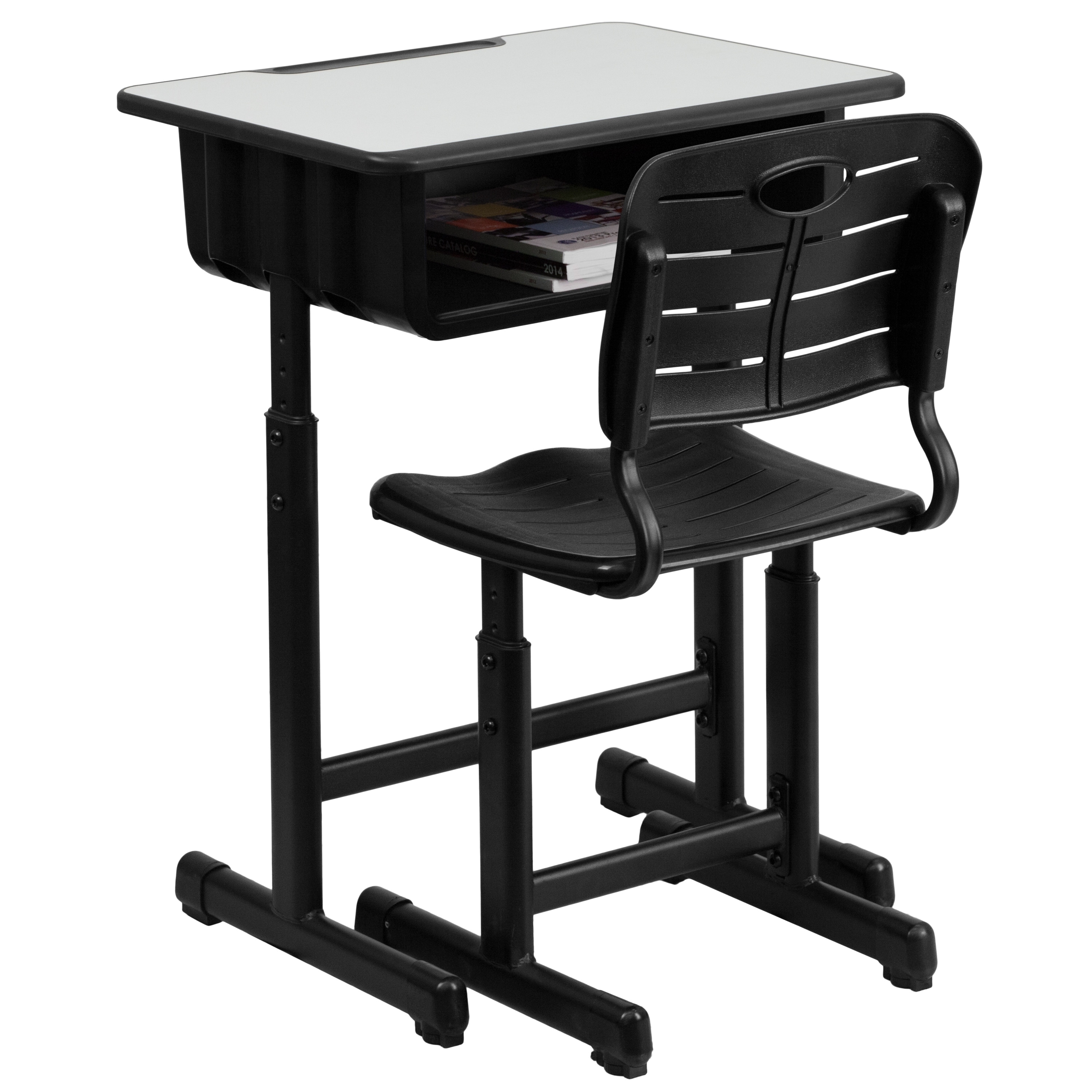 Astounding Adjustable Height Student Desk And Chair Cjindustries Chair Design For Home Cjindustriesco