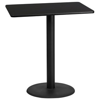 Rectangular Laminate Table Top and Base