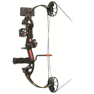 PSE Mini Burner XT Ready to Shoot Bow Package