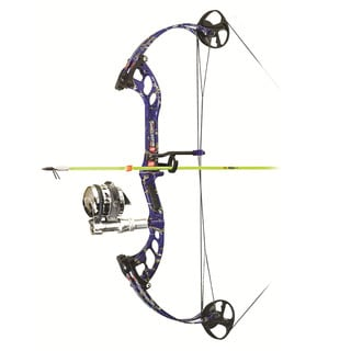 PSE Mudd Dawg Bowfishing Package with AMS Kit