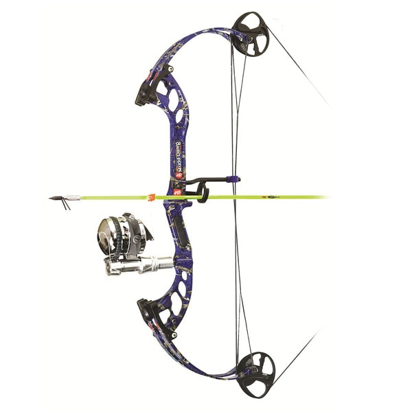 PSE Mudd Dawg Bowfishing Package with Muzzy Kit
