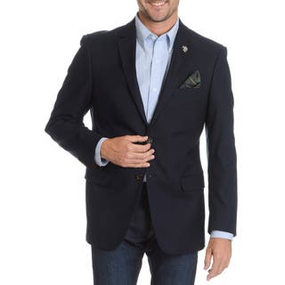 U.S. Polo Men's 'Win' Navy Blazer|https://ak1.ostkcdn.com/images/products/10677795/P17741605.jpg?impolicy=medium