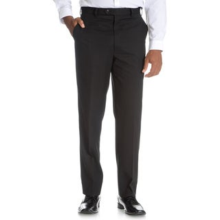 U.S. Polo Men's Black Separate Athletic Fit Pant