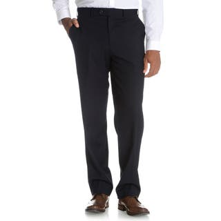 U.S. Polo Men's Navy 'Pen' Suit Separate Pant|https://ak1.ostkcdn.com/images/products/10677800/P17741610.jpg?impolicy=medium