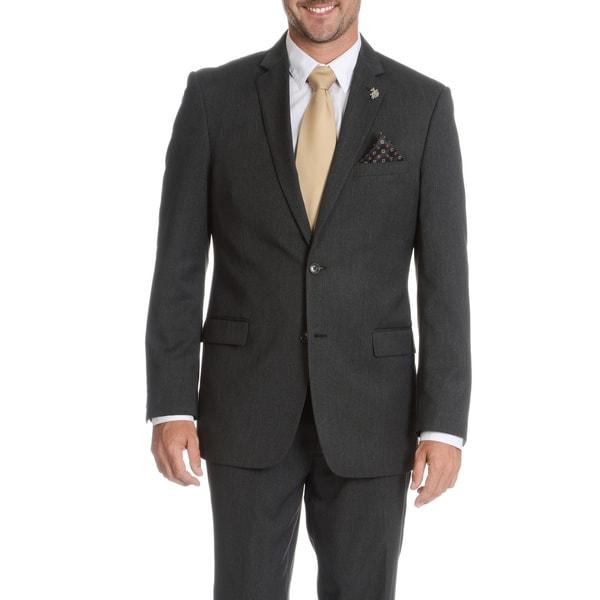 "U.S. Polo Men's Grey ""Ric"" Suit Separate Jacket"