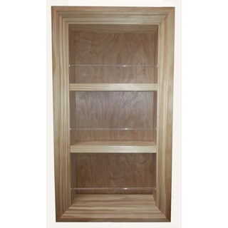 21-inch Holbrook Square Frame in The Wall Spice Rack (15.5 inches wide x 3.5 inches deep) (4 options available)