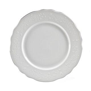 Link to Vine Silver Line Dinner Plate Set of 6 Similar Items in Dinnerware