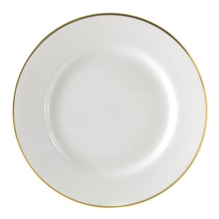 Gold Line Charger Plate Set of 6
