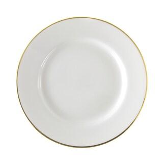 Gold Line Dinner Plate Set of 6