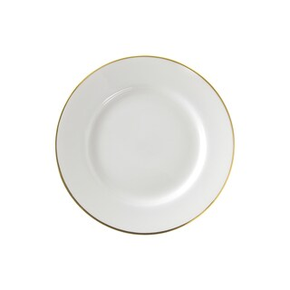Gold Line Salad/Dessert Plate Set of 6