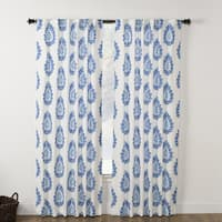 Alcott Curtain Panel