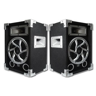 Acoustic Audio GX-450 1400 Watt 2-way 8-inch Professional PA Speakers