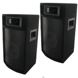 Acoustic Audio PA365X 1000-watt 6.5-inch 3-way PA DJ Studio Monitor Speakers