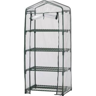 Early Start 4-Shelf Greenhouse|https://ak1.ostkcdn.com/images/products/10679157/P17742812.jpg?impolicy=medium