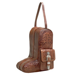 American West 8565736 Retro Romance Boot Bag