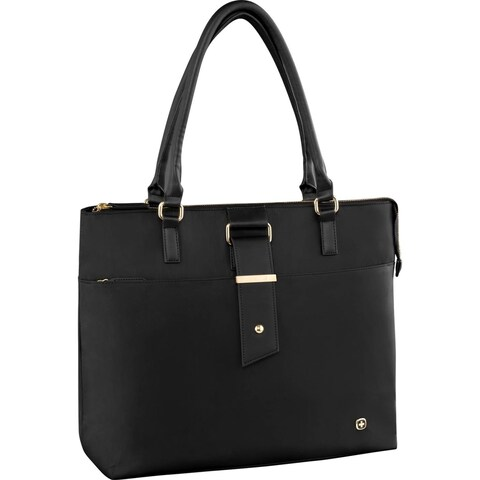 """Swissgear Carrying Case (Tote) for 16"""" Notebook - Black"""