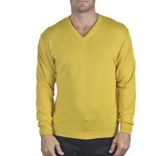 Men's Merino V-Neck Sweater