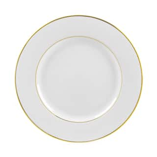 10 Strawberry Street Gold Double Line Dinner Plate (Set of 6)|https://ak1.ostkcdn.com/images/products/10679901/P17743338.jpg?impolicy=medium