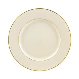 10 Strawberry Street Cream Double Gold Dinner Plate (Set of 6)  sc 1 st  Overstock & 10 Strawberry Street Dinnerware | Find Great Kitchen u0026 Dining Deals ...