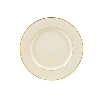 Link to 10 Strawberry Street Cream Double Gold Salad/ Dessert Plate (Set of 6) Similar Items in Decorative Pillows