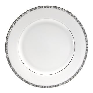 Athens Platinum Charger Plate (Set of 6)