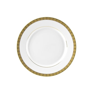 Athens Gold Salad/ Dessert Plate (Set of 6)