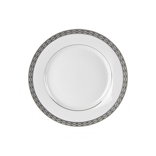 Athens Platinum Salad/ Dessert Plate (Set of 6)