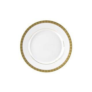 Athens Gold Bread and Butter Plate (Set of 6)