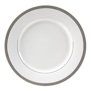 Luxor Platinum Charger Plate (Set of 6)