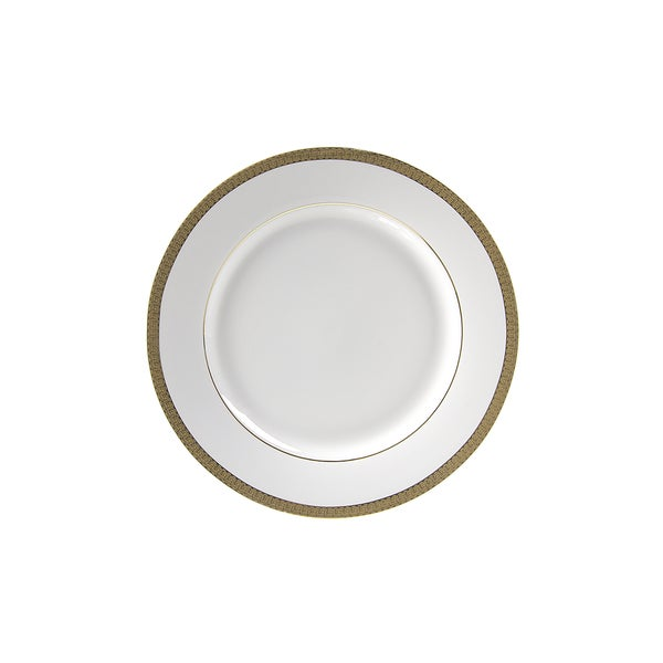 10 Strawberry Street Luxor Gold Bread and Butter Plate (Set of 6)