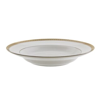Luxor Gold Rim Soup (Set of 6)
