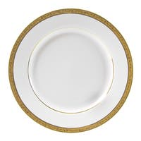 10 Strawberry Street Paradise Gold Charger Plate (Set of 6)