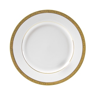 10 Strawberry Street Paradise Gold Dinner Plate (Set of 6)  sc 1 st  Overstock.com & 10 Strawberry Street Kitchen \u0026 Dining For Less | Overstock.com